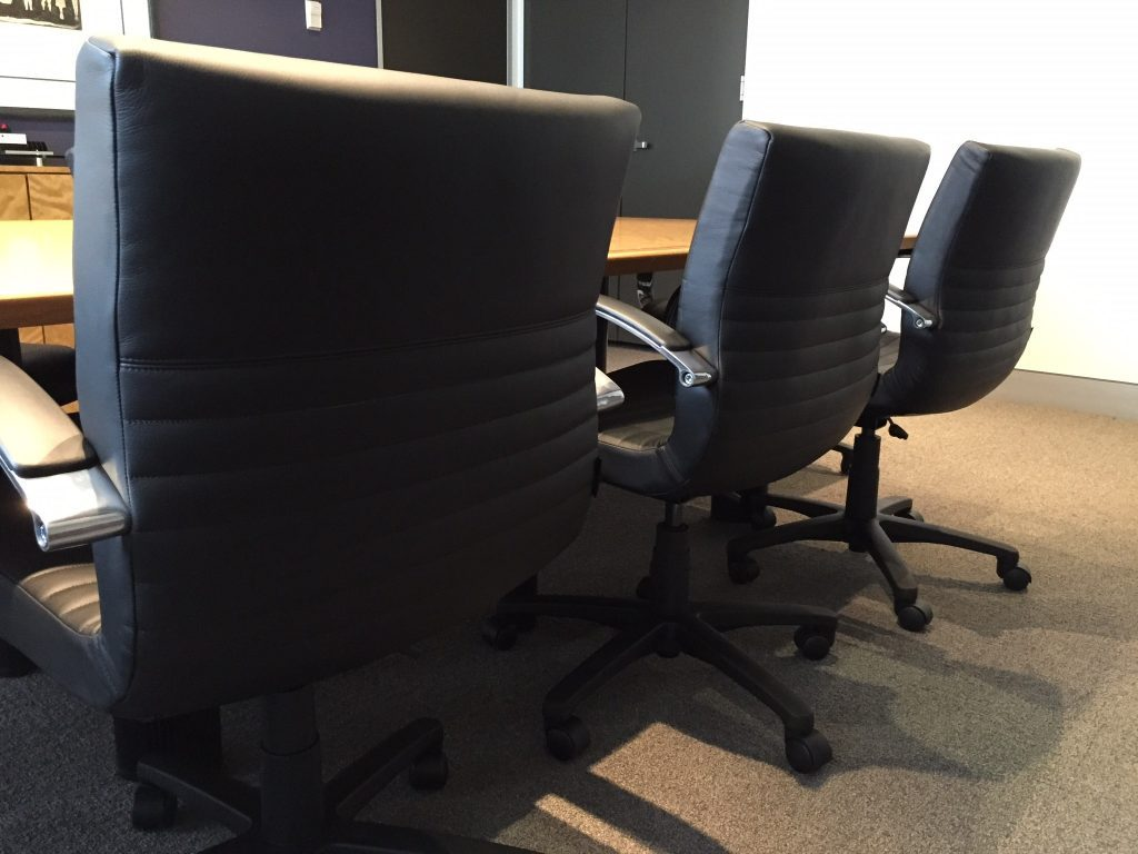 Seated Boardroom Chairs
