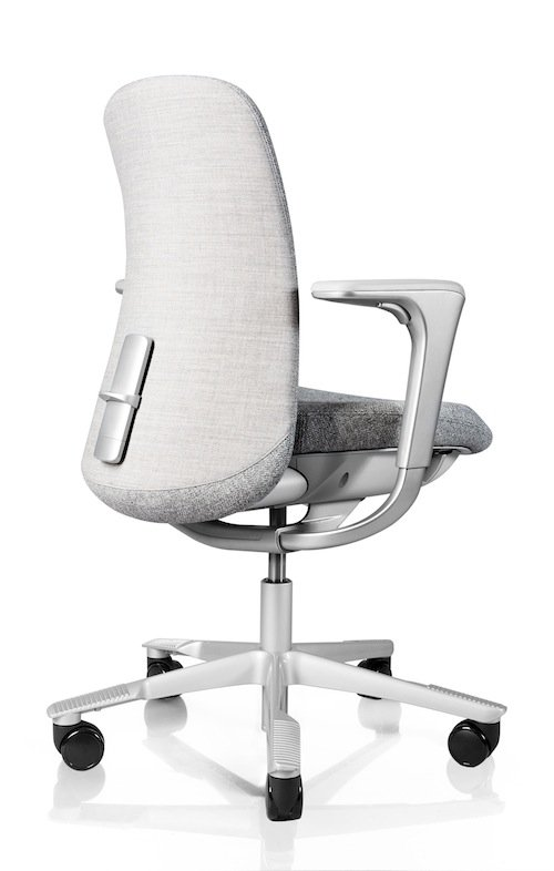 H 197 G Sofi High Back Chair Seated