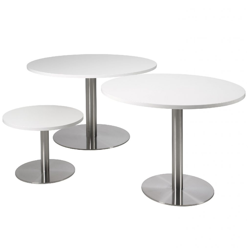silhouette coffee table | seated