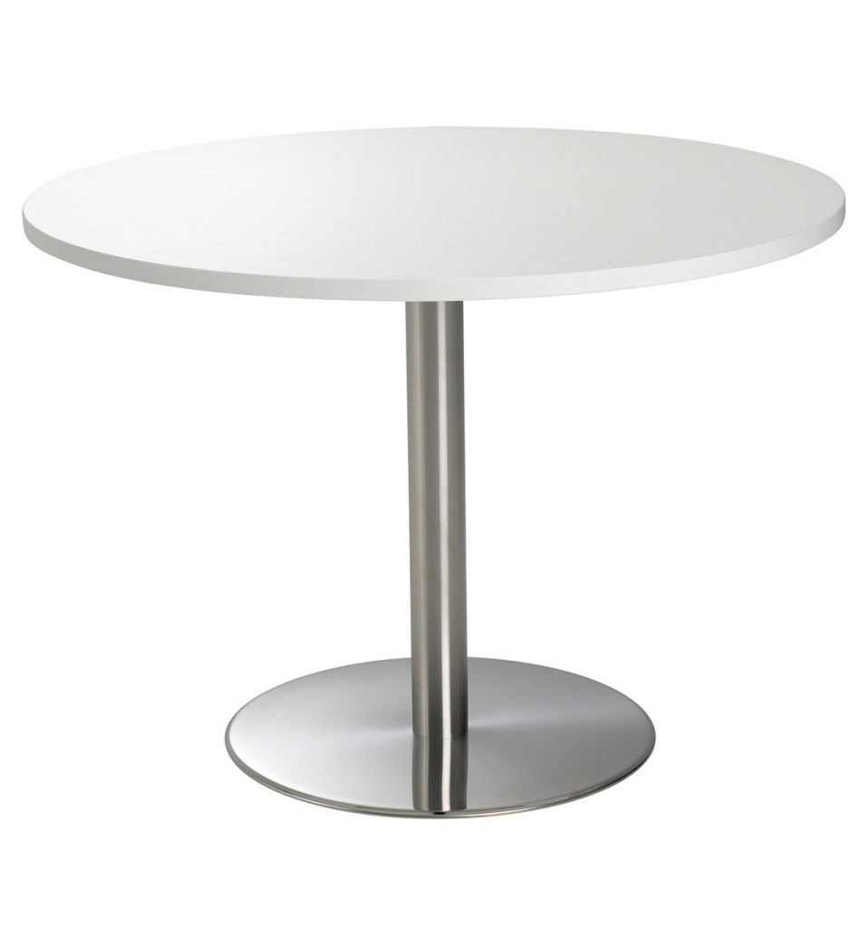 Silhouette 900 Meeting Table Seated