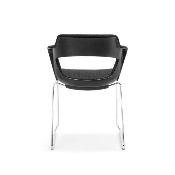 Cs_zen Black Sled Upholstered 6