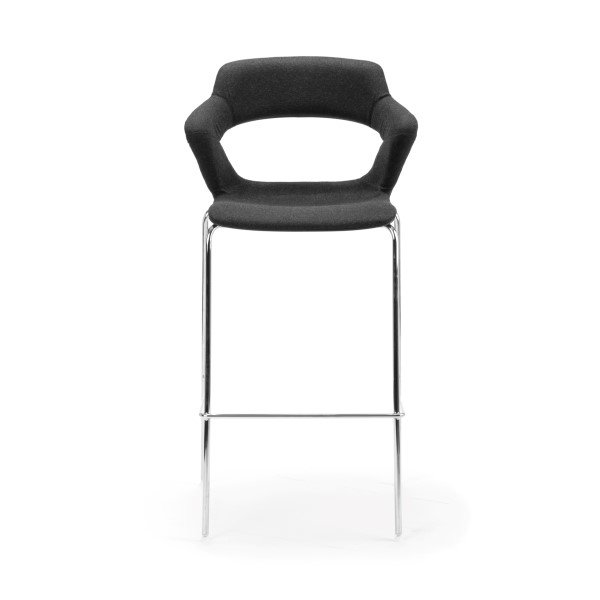 zen barstool seated