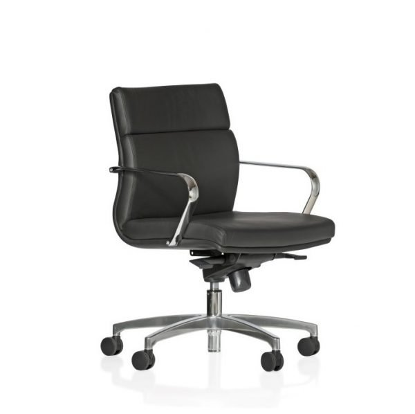 Delta-Medium Back-Executive-Chair-Side