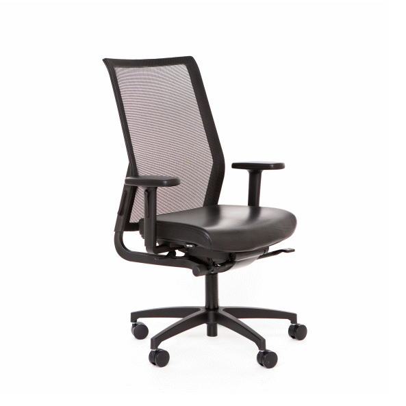Ergomedic-Executive-Mesh-CHair-front