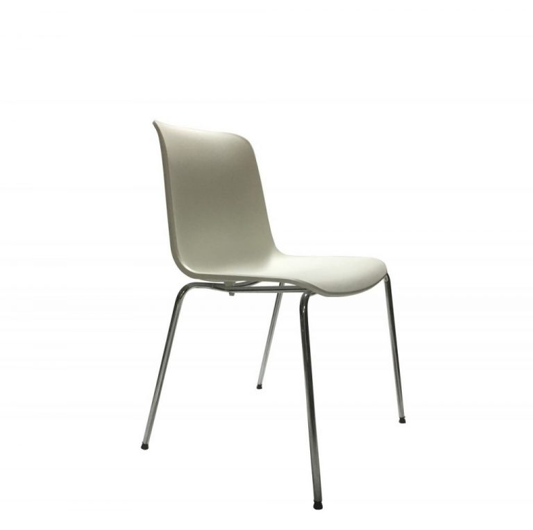 Europa-Chair-4Leg-Chrome-fromt