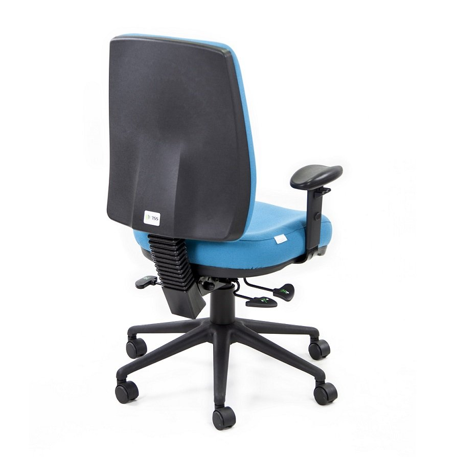 Miracle HD High Back Chair Seated