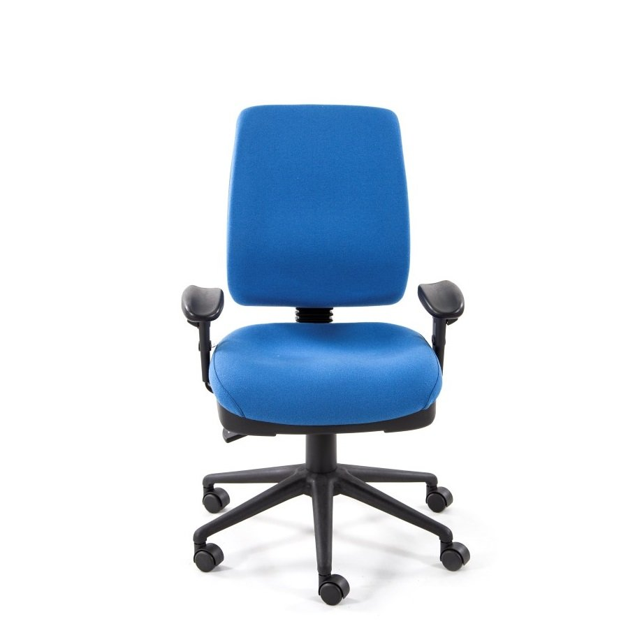 Miracle Medium Back Chair Arms Front Seated