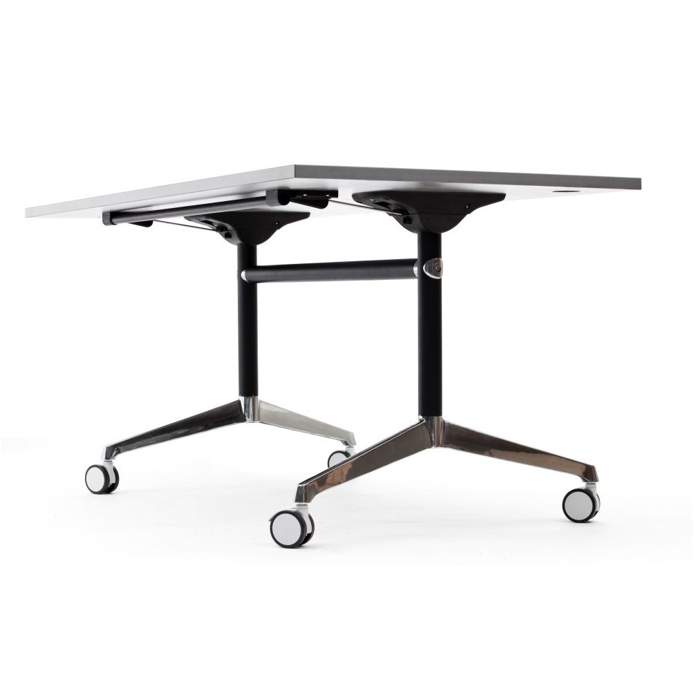Modulus Flip Top Mobile Table Seated
