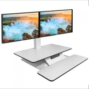 Standesk Standard Dual White