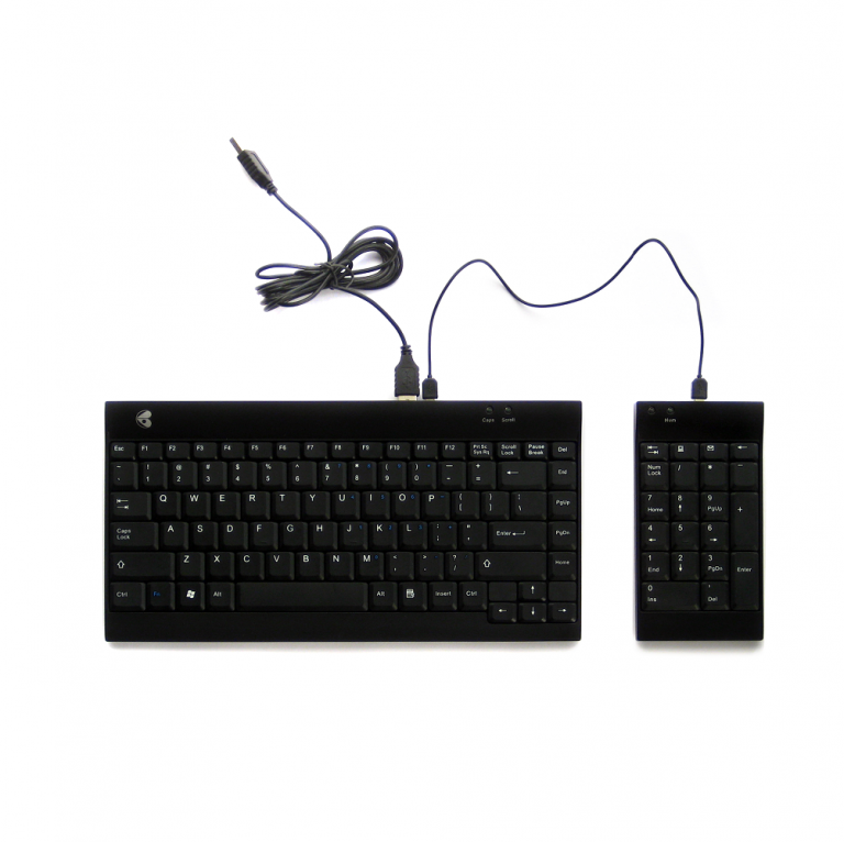 ErgoTight-Wired-Combo-compact-keyboard-number-pad