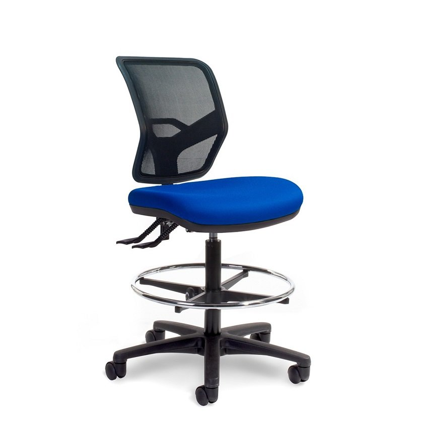Empact-Zephyr-mesh-drafting-chair-sydney