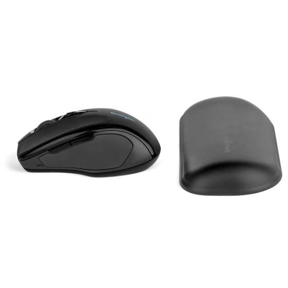 Kensington-Ergosoft-mouse-wristrest-side
