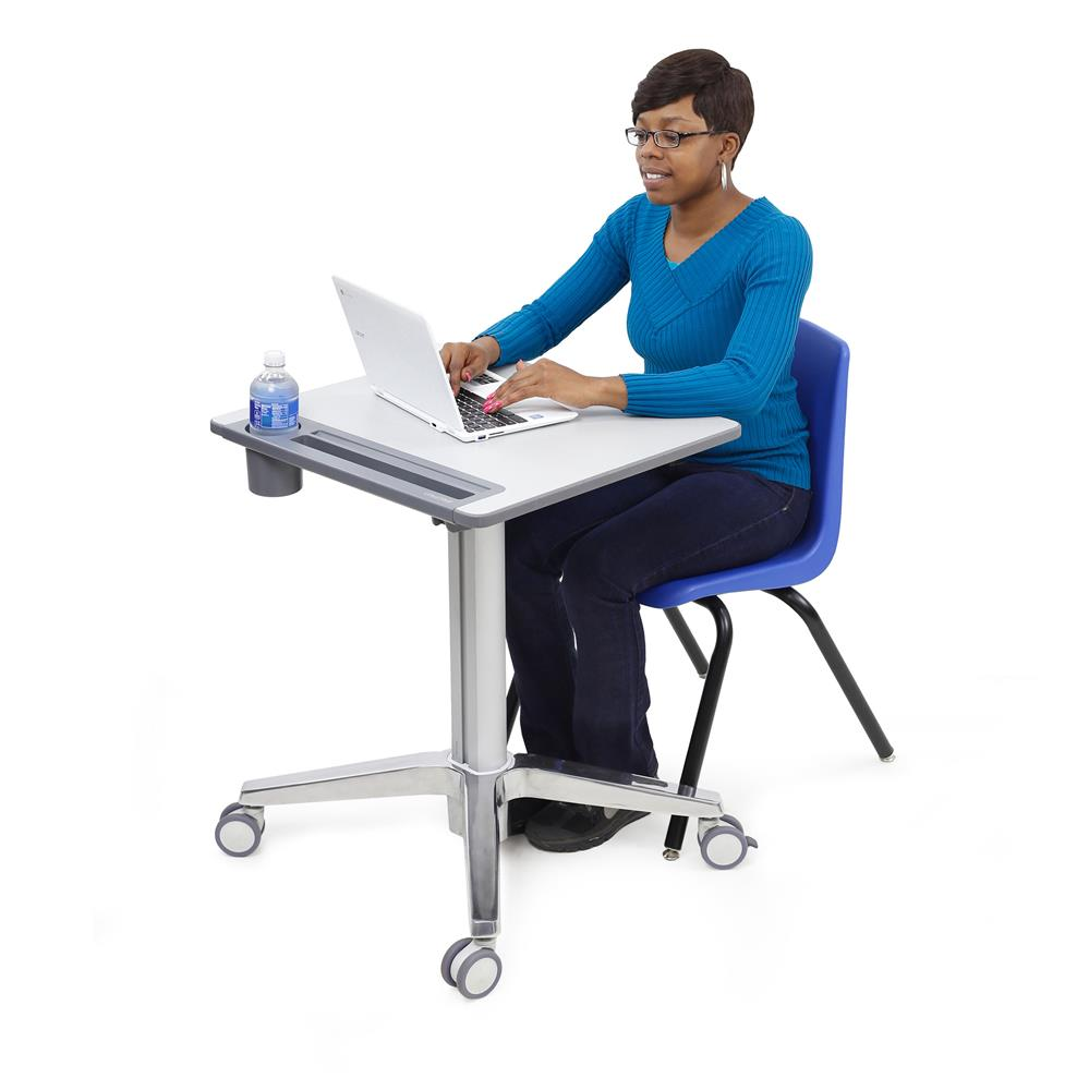 West Elm Sit Stand Desk How To Adjust Ergotron Standing