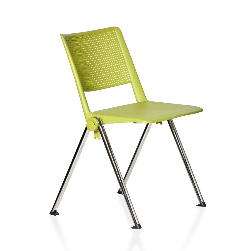 Revolution Stacking Chair Seated