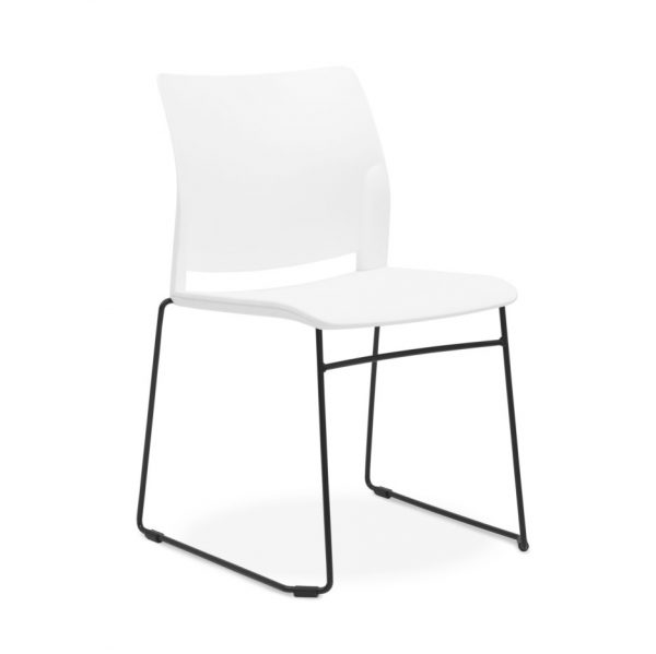 Oxygen-sled-chair-white
