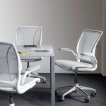 Humanscale Diffrient World Chair - Meeting Room