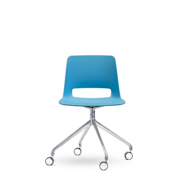Unica Swivel Meeting Chair