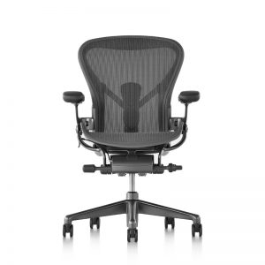Herman Miller Aeron with Posturefit