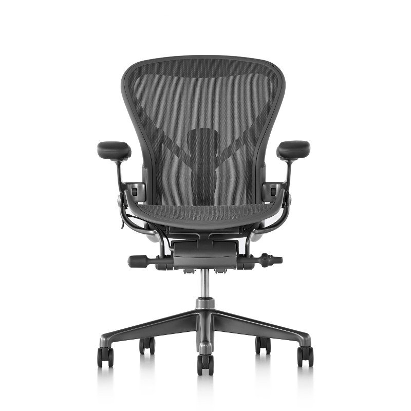 new arrival 3920b bf3aa Herman Miller Aeron Remastered