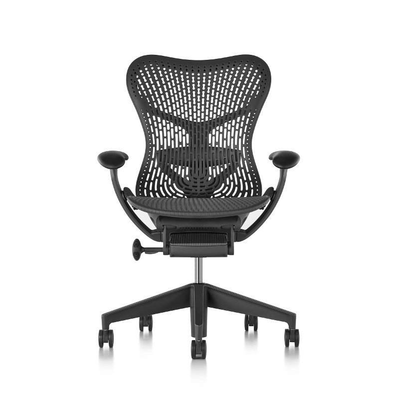 herman miller mirra 2 triflex office chair seated. Black Bedroom Furniture Sets. Home Design Ideas