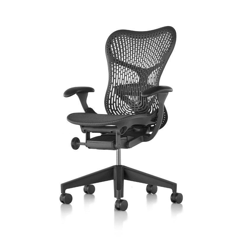 quality design 590f4 70576 Herman Miller Mirra 2 Triflex Office Chair