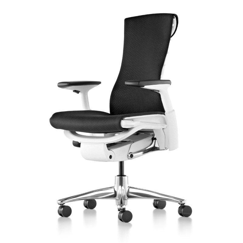 herman miller embody chair seated. Black Bedroom Furniture Sets. Home Design Ideas