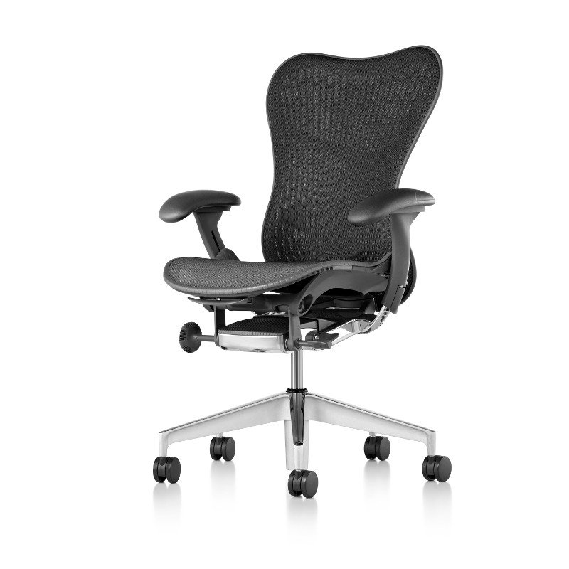 Herman Miller Mirra 2 Butterfly Office Chair Seated