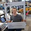 Zuckerberg uses Herman Miller