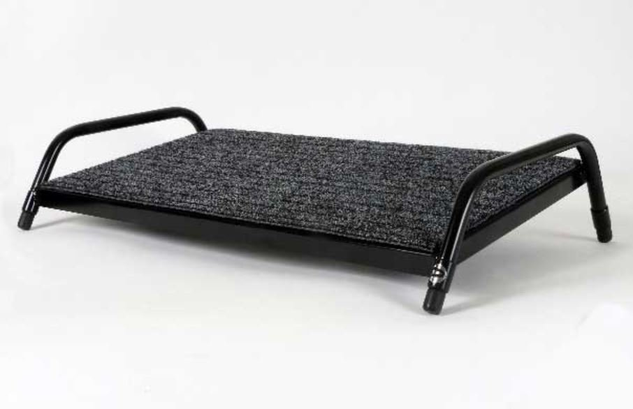 Fluteline Wide Footrest Seated