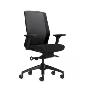 Aveya Mesh Task Chair Black