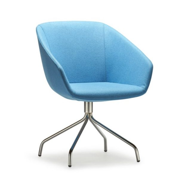 Advanta_DELPHI_high_rise_chrome_swivel_base_upholstered-blue2-1