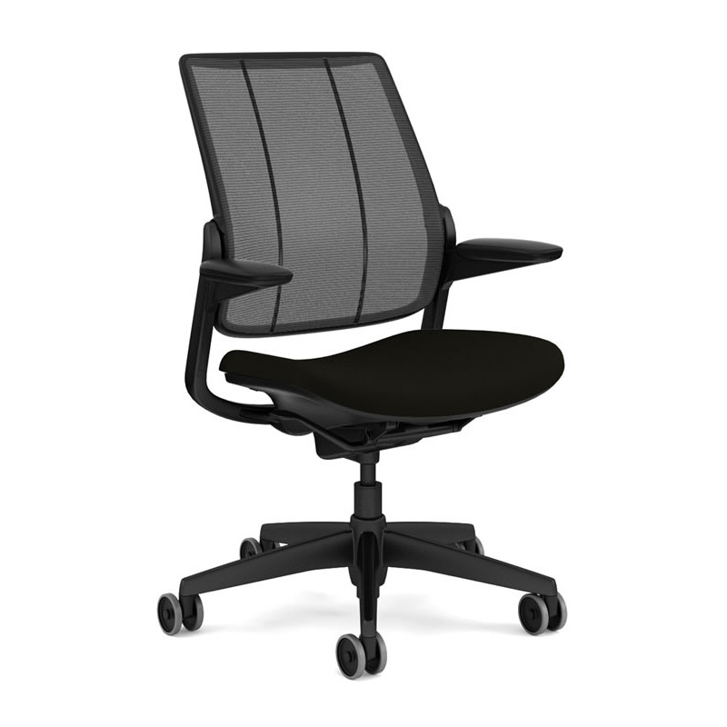 Humanscale Diffrient Smart Plus Task Chair Seated