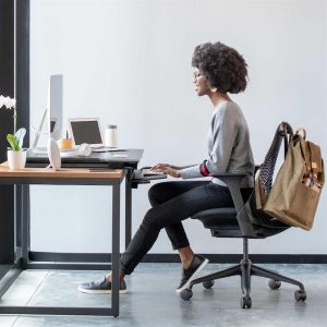 Sitting Posture while seated