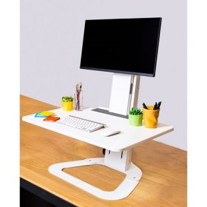 Altizen Active Single Monitor Electric Sit Stand Desk