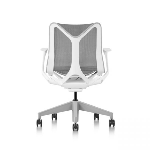 Cosm Low Back Chair Back