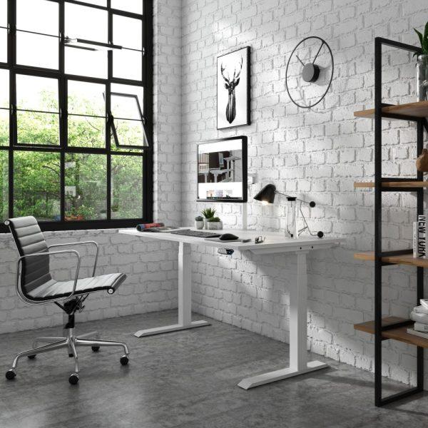 Elevar Vison Electric Desk