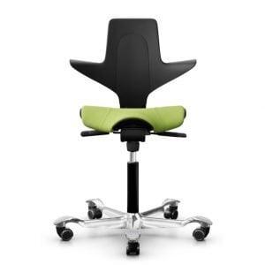 Hag Capisco Puls Upholstered Seat Custom
