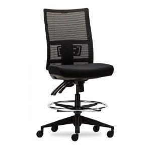 Eko Mesh Drafting Chair
